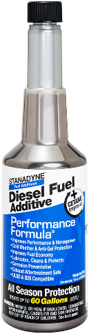 Stanadyne Performance Formula Diesel Fuel Additive | 16oz Pint Bottle | # 38565