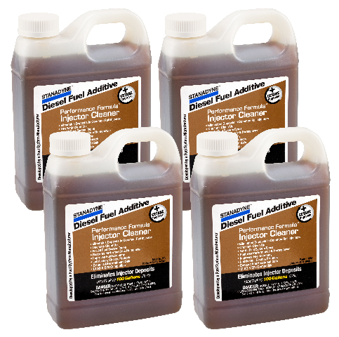 Stanadyne Diesel Injector Cleaner  | 4  Pack of  32 oz jugs | Stanadyne # 43566