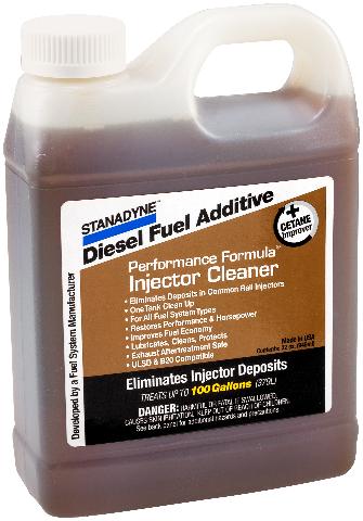 Stanadyne Performance Formula Diesel Injector Cleaner | 32 ounce Jug | # 43566