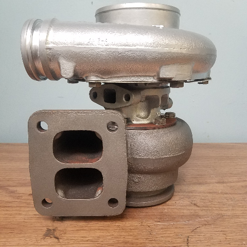 Turbocharger for John Deere Tractor with 6466T Engine - Garrett # 465355-9011, OEM # 	RE29308