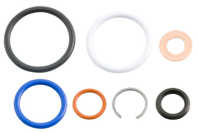 2003-2010 6.0L & 4.5L Ford Power Stroke G2.8 Injector Seal Kit - Alliant Power # AP0002