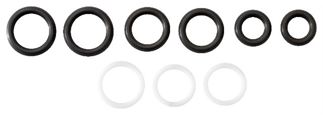 2003-2010 6 0l    4 5l ford powerstroke stand pipe  u0026 front port plug seal kit