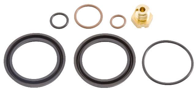 2001-2010 6.6L GM Duramax | Fuel Filter Base & Hand Primer Seal Kit | Alliant Power # AP0029