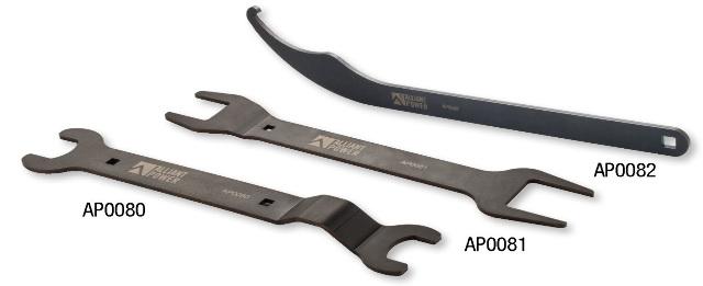 1994-2015 Ford Power Stroke ** Fan Clutch Wrench Kit ** Alliant Power # AP0089