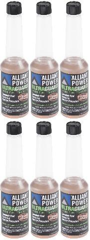 Alliant Power ULTRAGUARD Diesel Fuel Treatment | 6 Pack of 1/2 Pints | # AP0500