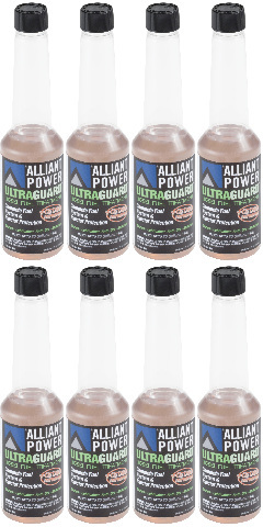 Alliant Power ULTRAGUARD Diesel Fuel Treatment | 8 Pack of 1/2 Pints | # AP0500