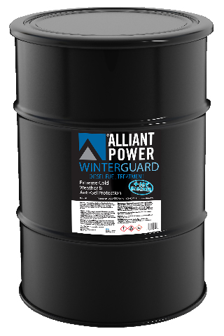 Alliant Power WINTERGUARD # AP0509 | Diesel Fuel Treatment | 55 Gallon Drum - Treats 55000 Gallons of Diesel Fuel