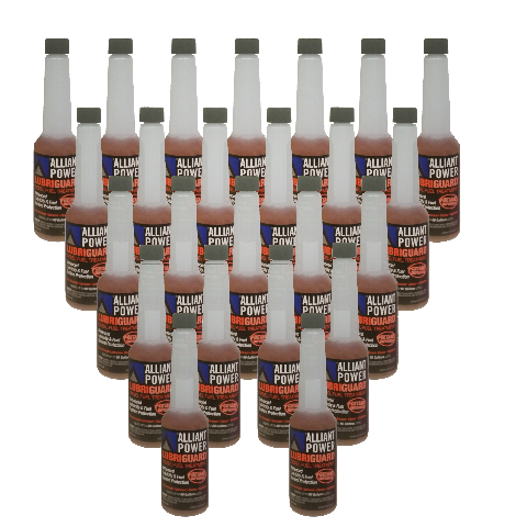 Alliant Power LUBRIGUARD Diesel Fuel Treatment | 1/2 Pint (8 oz) Case of 24 Bottles | Alliant Power # AP0528