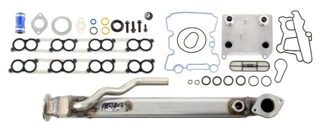 Alliant Power # AP63445 Oil Cooler/Exhaust Gas Recirculation EGR Kit for 2004-2010 6.0L Ford PowerStroke