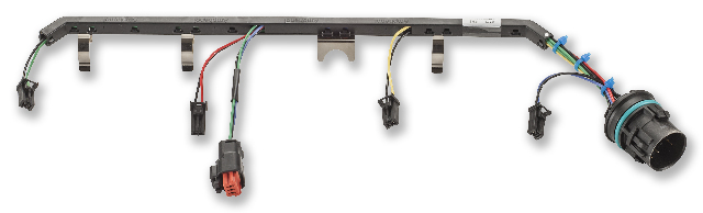 2008-2010 6.4L Ford Power Stroke F-250, F-350, F-450 and F-550 Injector Harness for the RIGHT side. | Alliant Power # AP63515