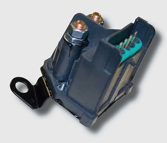 1992-1993 Chevy GMC 6.5L Diesel Engine | Glow Plug Controller | Dtech # DT650006
