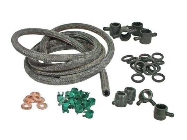 1983-1992 Ford/Navistar 6.9L & 7.3L IDI Injector Return Line Installation Kit # 69120