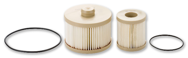 Fuel Filter Element Kit for 2004-2010 Power Stroke E-Series Engines | Racor # PFF4606