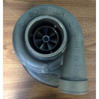 Turbocharer for 1995 Cummins Trucks with LTA10 Engine. OEM # 3801489 Borg Warner #168823