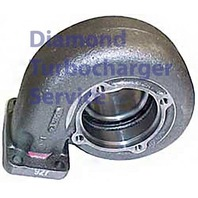1988-1993 Dodge/Cummins 5.9L 12V Non Wastegated Turbine Housing  Holset # 3521927