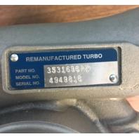 1992-2001 Turbocharger for 6BTAA Engine | Holset # 3531696-RX | OE # CBU1975