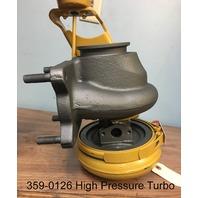 Reman 2 Turbo Set for Caterpillar Industrial C7.1 Liter Engine   Cat # 355-1040