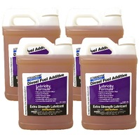 Stanadyne Lubricity Formula | 4 Pack of 1/2 Gallon (64oz) Jugs | Each Jug Treats 500 Gallons of Diesel Fuel | Part # 38561
