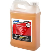 Stanadyne Performance Formula Warm Weather Blend | Case of 6 - 1/2 Gallon Jugs | Stanadyne # 43572