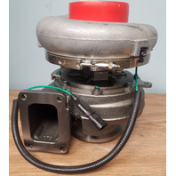 Detroit Diesel Series 60 12.7L 430HP GTA4502V Turbocharger Garrett # 758160-5006 OEM # R23534774