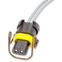 Alliant Power# AP0068 2 Wire Pigtail for VGT Solenoid for 2011-2017 6.7L Ford Power Stroke