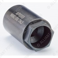 2003-2010 VT365/275, MaxxForce 5 High-Pressure Oil Rail Socket | Alliant Power # AP0069