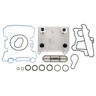 Alliant Power # AP63451 Engine Oil Cooler Kit for 2003-2010 6.0L & 4.5L Ford Power Stroke - OEM Part #: 3C3Z6A642CA
