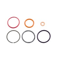 Alliant Power HEUI Injector Seal Kit for the 1994-2003 Ford 7.3L Power Stroke F Series, E Series and Excursion - Alliant Power # AP0001 | OEM #'s  1833564C92 | F8TZ9229AA | B07SPVS1ZD | XC3Z9229AB