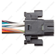FICM Connector Pigtail for Ford Power Stroke 2003-2007 F Series, Excursion and 2004 - 2010 E Series - Alliant Power # AP0032