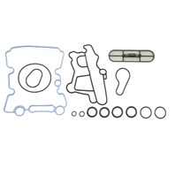 Alliant Power # AP0039 Oil Cooler Gasket Kit for 2003-2010 6.0L & 4.5L Ford Power Stroke Engine