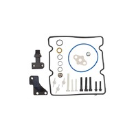Alliant Power High-Pressure Oil Pump (HPOP) Installation Kit with Fitting is compatible with 2004½-2010 Ford 6.0L Power Stroke F-Series, E Series and Excursion Engines | Alliant Power # AP0098