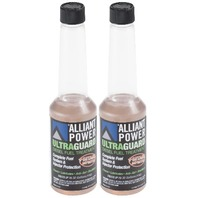 Alliant Power ULTRAGUARD Diesel Fuel Treatment | 2 Pack of 1/2 Pints # AP0500