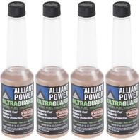 Alliant Power ULTRAGUARD Diesel Fuel Treatment   4 Pack of 1/2 Pints   # AP0500