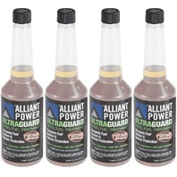 Alliant Power ULTRAGUARD Diesel Fuel Treatment | 4 Pack of Pints (16oz) # AP0501