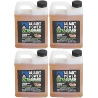 Alliant Power ULTRAGUARD Diesel Fuel Treatment | 4 Pack of 32 oz Jugs | # AP0502