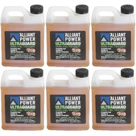 Alliant Power ULTRAGUARD Diesel Fuel Treatment | 6 Pack of 32 oz Jugs | # AP0502