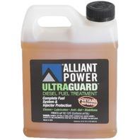 Alliant Power ULTRAGUARD Diesel Fuel Treatment | 12 Pack of 32 oz Jugs | # AP0502