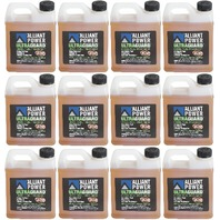 Alliant Power ULTRAGUARD Diesel Fuel Treatment | 12 Pack of 32 oz Jugs | # AP0502