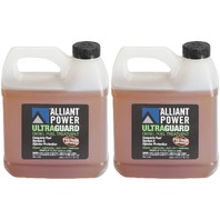 Alliant Power ULTRAGUARD Diesel Fuel Treatment - 2 Pack of 64 oz Jugs  # AP0503