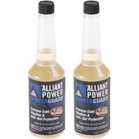 Alliant Power WINTERGUARD Diesel Fuel Treatment - Pack of 2 Pints # AP0506