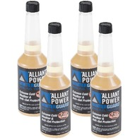 Alliant Power WINTERGUARD Diesel Fuel Treatment - Pack of 4 Pints # AP0506