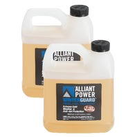 Alliant Power WINTERGUARD Diesel Fuel Treatment | 2 Pack of 1/2 Gallon Jugs | # AP0507