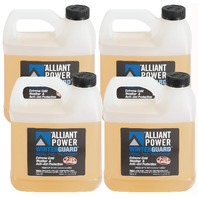 Alliant Power WINTERGUARD Diesel Fuel Treatment | 4 Pack of 1/2 Gallon Jugs | # AP0507