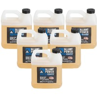Alliant Power WINTERGUARD Diesel Fuel Treatment | 6 Pack of 1/2 Gallon Jugs | # AP0507