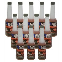 Alliant Power LUBRIGUARD Diesel Fuel Treatment | 1/2 Pint (8 oz) Pack of 12 Bottles | Alliant Power # AP0528