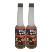 Alliant Power LUBRIGUARD Diesel Fuel Treatment | 1/2 Pint (8 oz) Pack of 2 Bottles | Alliant Power # AP0528