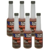 Alliant Power LUBRIGUARD Diesel Fuel Treatment | 1/2 Pint (8 oz) Pack of 6 Bottles | Alliant Power # AP0528