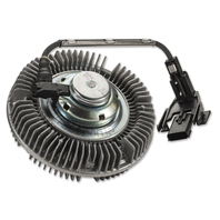 Alliant Power Fan Clutch for 6.4L Power Stroke F-Series engines - Part # AP63499   OEM# 7C3Z8A616F   OEM# YB3125