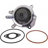 2017-2020 GM 6.6L L5P and L5D Duramax Water Pump - Alliant Power # AP63586, OEM #'s : 12680257, 6040614C91