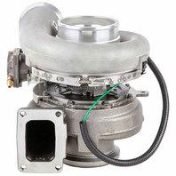2007 + Turbocharger for Detroit Diesel Series 60 12.7L 455 HP Truck  - OEM # 23534362, 23533362, 23534357, Garrett # 758204-0008